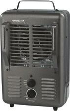 NEW HOMEBASIX DQ1001 ELECTRIC DELUXE MILK HOUSE HEATER 1500 W 2 SETTING 5524350