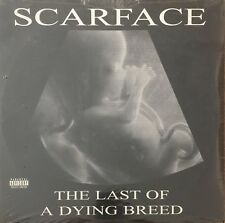 Brand NEW Sealed Scarface RAP 2 LP SET The Last of a Dying Breed 2000 USA ISSUE