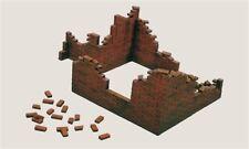 Brick Walls - muro Mattoni Diorama Plastic Kit 1 35 Model Italeri