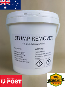 Stump Remover 3KG TECH GRADE Bucket (Saltpeter)
