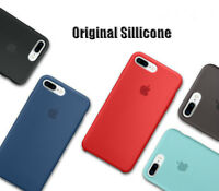 OEM case For Apple iphone 6 6S Plus Original Genuine  Case Silicone Cover