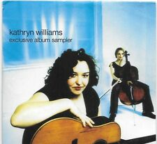Kathryn Williams - rare 5 track promotional folk CD