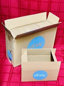 "24-NEW-12""x 6""x 6"" Single Wall Corrugated Cardboard Shipping Boxes 32 ECT"