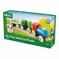 BRIO Eisenbahn Mein erster Zug / My First Railway Train 3 Teile,  Art. 33729