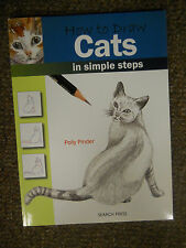 How to Draw Cats Book Art NEW Simple Steps