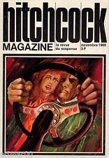 HITCHCOCK Magazine - n° 90 // Novembre 1968 // La revue du suspense
