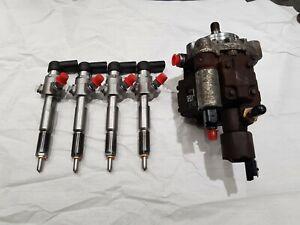 Ford Focus Mondeo S-Max C-Max 1.8 Tdci Injectors & Fuel Pump