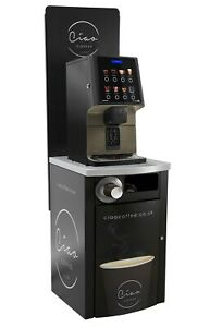 VS1 COFFEE TO GO DRINK STATION - BRAND NEW COMMERCIAL COFFEE MACHINE BEAN TO CUP