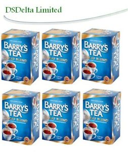 Barrys Decaf Tea 40 Bags (Pack of 6). by Barry's Tea - Sold by DSDelta Ire