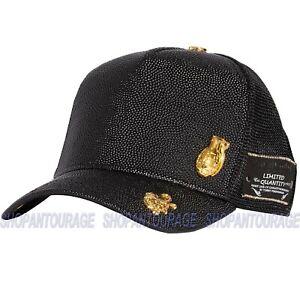 Red Monkey Stingray Grenade 21 Blk RM1351 Limited Edition Unisex Trucker Cap Hat