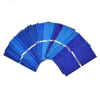 AIYIMA 100pcs Solar Panel 39*19mm Solar Cell DIY Charge Solar Battery Charging