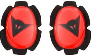 1876166779 PISTA KNEE SLIDER FLU0-RED/BLK