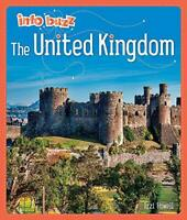 The United Kingdom (Info Buzz: Geography) by Howell, Izzi, NEW Book, FREE & FAST