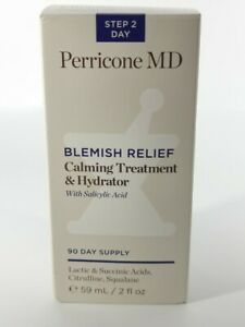 Perricone MD Blemish Relief Calming Treatment & Hydrator with Sacylic Acid, 59ml