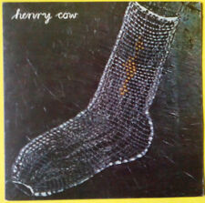 HENRY COW - Unrest ('70s green label reissue on UK Virgin, Fred Frith) M-/EX+