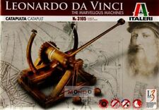 Catapulta Leonardo da Vinci Italeri It3105