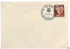 L297 1941 WW2 Vienna (Wien) Germany Austria 'Modestadt Wien' stamp {samwells}PTS
