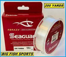Seaguar Ace Fluorocarbon-Fil de pêche 0,62 mm 24,0 kg 52,8lbs 30 M eau salée neuf