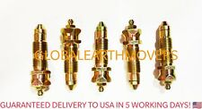NEW TRACK ADJUSTER GREASE ADAPTOR VALVE FOR KOMATSU 07959-20000 (PACK OF 5 PCS)