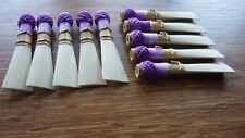 10 high quality bassoon reed blanks from Rigotti  cane  /dukov_reeds RiDR/