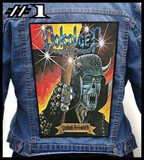 POKOLGEP --- Huge Jacket Back Patch Backpatch --- Various Designs