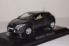 Renault Megane Coupe gris 1:43 norev 517632 nuevo embalaje original &