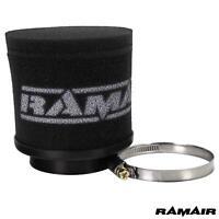 RAMAIR Moto - Motocross Mousse Filtre à Air Course 62mm Performance Moto X