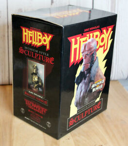 Hellboy Museum Style Sculpture Bust, #0841 of 2000,Bowen Designs, Mike Mignola