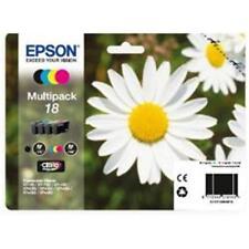 KIT Cartucce multipack ORIGINALE Epson T1806 (C13T18064012) per XP-415