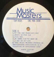 Tom Rush-One Man Show-Obscure 1982 Phoenix, Arizona, Radio Show Music Masters