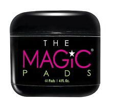 THE MAGIC PADS ~ Exfoliate Cleanse Tone & Hydrate for Acne with 2% Glycolic Acid