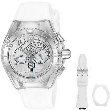 Technomarine Women's TM-115005 'Cruise Dream' Stainless Steel Watch/ 2 Straps