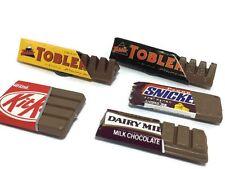Lot 5 Mix Kitkat Chocolate Snack Box PLASTIC 3D FRIDGE MAGNET SOUVENIR TOURIST