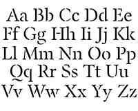 Pochoir home déco 10 x 15 cm - Alphabet Times ARTEMIO HOME DECO STENCILS SISSI
