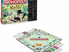 Hasbro 6 players Monopoly Contemporary Board & Traditional Games
