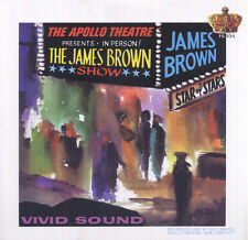 James Brown LIVE AT THE APOLLO Polydor NEW SEALED VINYL LP