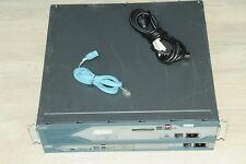Cisco 2811 Router IOS 15.1(3)T CME 8.5 CIENT CCNA CCVP CCIE CCSP LAB 512D/256F