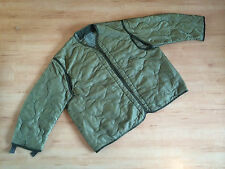 Original EE. UU Liner Cold Weather coat para m65 field jacket small army