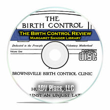 Margaret Sanger Books, Writings, Autobiography, The Birth Control Review CD E50