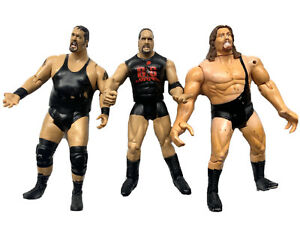 The Big Show, Giant Paul Wight WWE Wcw Wwf Aew Figures 1999-2002 Jakks Pacific
