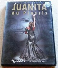 JUANITA DU PLESSIS Tydloos... Die Musiekvideos SOUTH AFRICA All Regions PAL