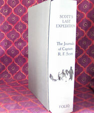 The Folio Society Scott s Last Expedition The Journals of Captain R.F.Scott