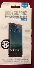BodyGuardz ScreenGuardz Pure Flex Flexible Glass Screen Protection for HTC M9