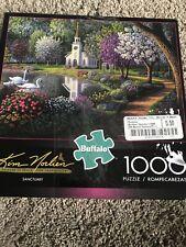 Buffalo Games Puzzle Sanctuary Kim Norlien 1000 Pieces #11602