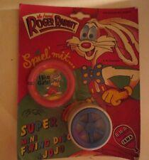 Who Framed Roger Rabbit Yo Yo Mint On German Card Rare