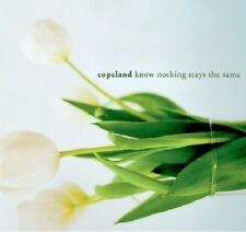 COPELAND: KNOW NOTHING STAYS THE SAME – 5 TRACK CD, COVERS, CARLY SIMON