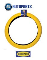 "Bikeplan - BMX Bike Bicycle Tyre Retro Style 20"" x 2.0"" (Single) Yellow"