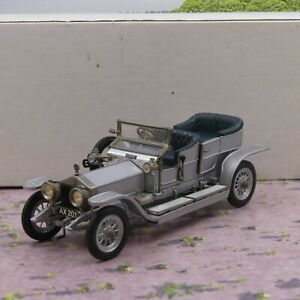 Franklin Mint 1907 Rolls Royce Silver Ghost 1:24 model good condition boxed