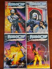 Dark Horse Comics Robocop Prime Suspect #1-4 Full Series Comic Book Lot