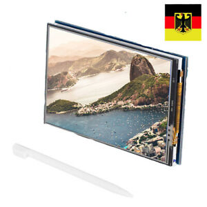 3,5 Zoll TFT LCD Touch-Screen Modul 480x320 HD Für Arduino UNO & MEGA 2560 Board